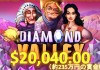 スロット「Diamond Valley Pro」で235万円!ワイルドジャングルカジノ